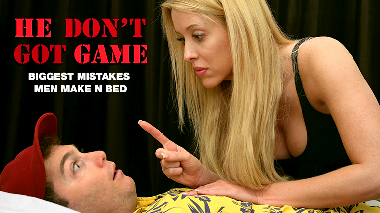 Biggest Mistakes Men Make In Bed With Women (Photo with Justin Shenkarow and Lara Hickman)